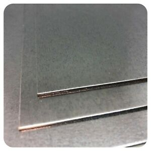 Stahlblech 2mm x 300mm x 1000mm