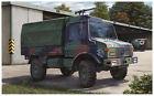 Revell Unimog LKW 2t Tmilgl 1 35
