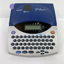 Brother P Touch Label Maker Model Pt 18001810