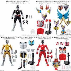 Bandai-So-Do-Chronicle-Kamen-Rider-Den-O-2-10Pack-Scatola-Candy-Giocattolo