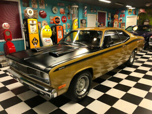 Plymouth Duster 340 1972