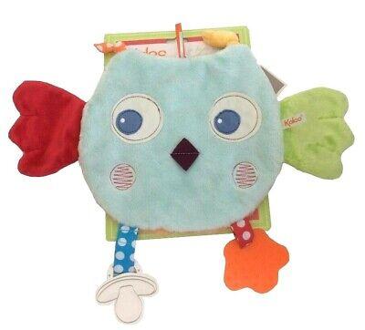 Säugling Aktivität Spielzeug Neu Verantwortlich Kaloo Farben Süß Doudou Eule