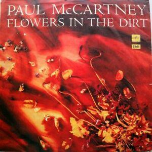 Paul McCartney - Flowers in the Dirt - LP - USSR - Repress 1991