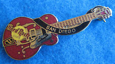 SAN DIEGO CHET ATKINS COCHRAN HOLLOW BODY GRETSCH GUITAR Hard Rock Cafe PIN