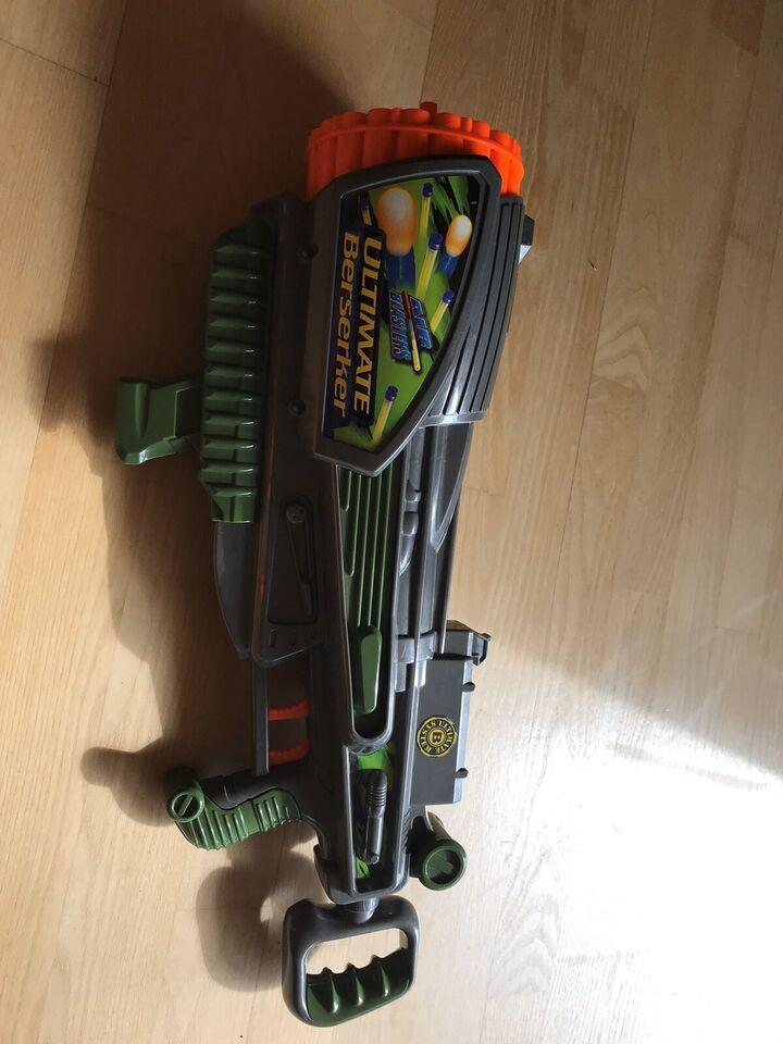 Andet legetøj, Nerf. Gun