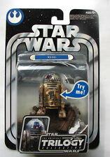 Star Wars OTC R2-D2 Dagobah swamp ESB E V  R2D2 MOC carded figure 2004 316