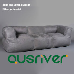 Surprising Details About Stylish Living Room Couch 3 Seater Luxury Bean Bag Cover Grey Modern Bb3Pgry Inzonedesignstudio Interior Chair Design Inzonedesignstudiocom