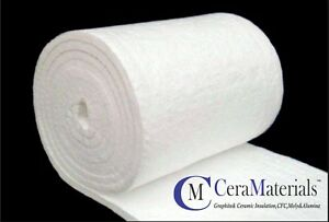 Ceramic Fiber Blanket 2300f 8 Thermal High Temp