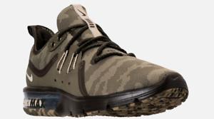 running para color Max 3 Air Camo de Zapatillas Nib Premium Sequent hombre limitado de FZxqI75