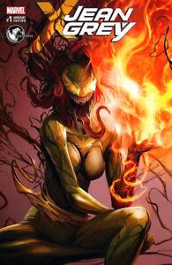 JEAN-GREY-1-Cover-A-Venomized-Mattina-Variant-Cover-Marvel-1st-Print-New-NM