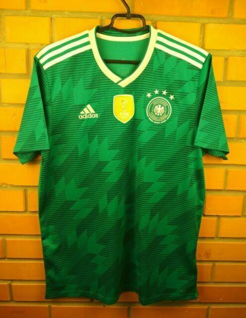 Kroos Germany Soccer Jersey XL 2018 Shirt BR3144 adidas Football ...