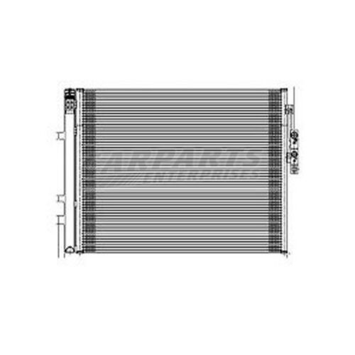 NEW CONDENSER  AC FOR NISSAN PATHFINDER 2013-2015 CND4201