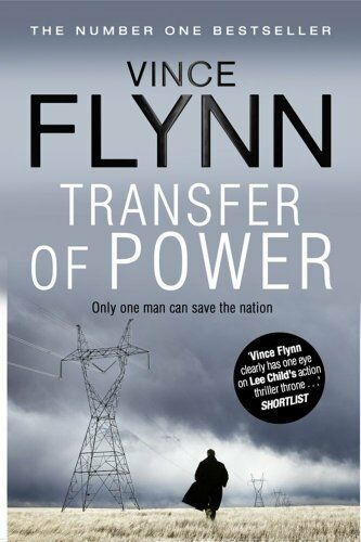 1 of 1 - Transfer of Power By Vince Flynn. 9781849834735
