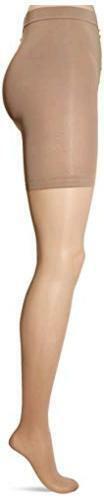 DKNY Women's Sheer Satin Ultimate Toner, Nude, Medium, Nude, Size Medium yTAU US