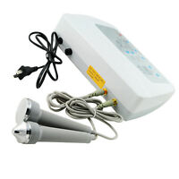 Ultrasound Facial Body Skin Massager Brand Therapy Ultrasonic Machine Adjustable