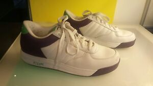 S Carter Shoe Reebok All White Originals Sneaker Athletic Sz