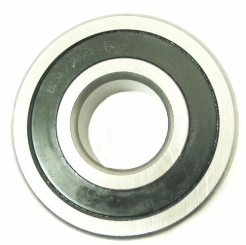 63//22 RS Bearing 22mm Outer Diameter 56mm