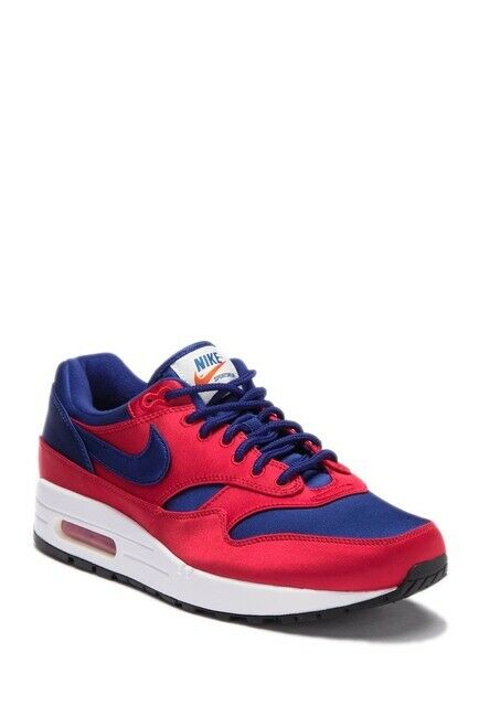 Men's Nike Air Max 1 SE University Red Size 8 Very Nice
