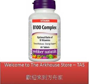 60-T-B100-Complex-Timed-Release-provide-complete-B-vitamins-Webber-Naturals