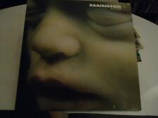 Rammstein – Mutter - Limited Editon - Gatefold - 12 Page Booklet - Vinyl LP
