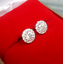 Deal-14K-Gold-1-05-CTW-Solitaire-Round-Genuine-Diamond-Halo-Stud-Earrings-7-mm thumbnail 9