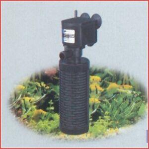 RESUN-SP-1200-L-Schnellfilter-Innenfilter-POWER-HEAD-12Watt-700l-h