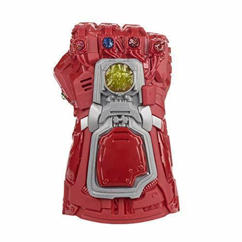 Marvel Avengers mossa finale Rosso INFINITY GAUNTLET elettronico