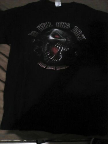 VTG TO HELL AND BACK T-SHIRT
