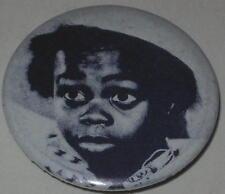 "Little Rascals ""Buckwheat "" Photo Pin Approx 1 3/8"""