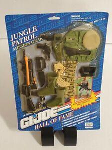 JOE HALL OF FAME JUNGLE PATROL MISSION GEAR HASBRO 1993 I G