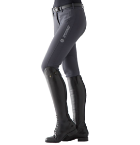 Pikeur Prisca Girl Grip Breeches  - New with Tags, White or Grey  come to choose your own sports style