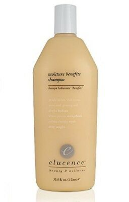 Hair Care & Styling Capable Elucence Moisture Benefits Shampoo For Dry Damaged Hair 33.8 Fl Oz/usa 1 Ltr New Health & Beauty