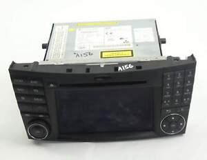 Mercedes-CLS-W219-APS-Autoradio-Radio-CD-NAVI-CD-NTG-2-5-A-A2118705194
