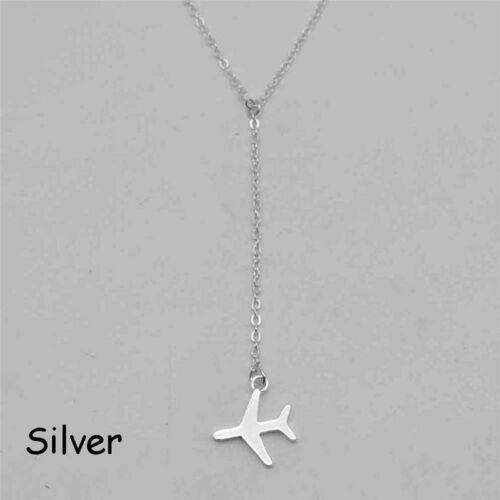 Fashion Gold Silver Women Mini Chic Chain Pendant Charm Necklace Jewellery Lady