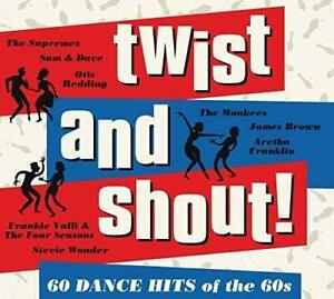 TWIST-AND-SHOUT-2017-60-track-3-CD-NEW-SEALED-The-Supremes-Aretha-Franklin
