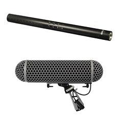 Rode NTG4+ Shotgun Microphone with Rode Blimp