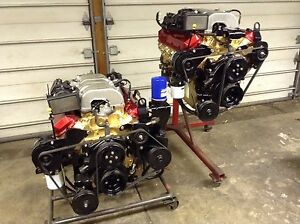Details about Pair Of Mercruiser Mpi 330 Hp 454 7 4 l-29 Efi New Reman  Dynoed