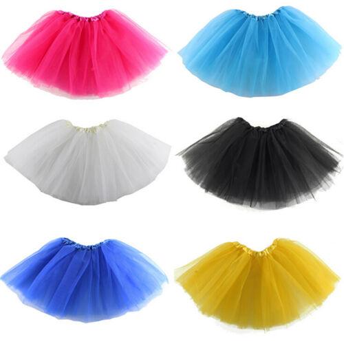 Erwachsene Mädchen Tutu Ballett Rock Tüll Kostüm Fairy Party Hens ZF
