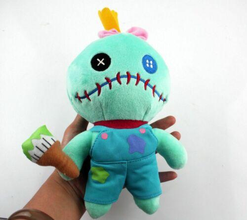 Disney Lilo and Stitch Scrump Plush Toy Stuffed Animal Doll Holiday Gift 7 inch