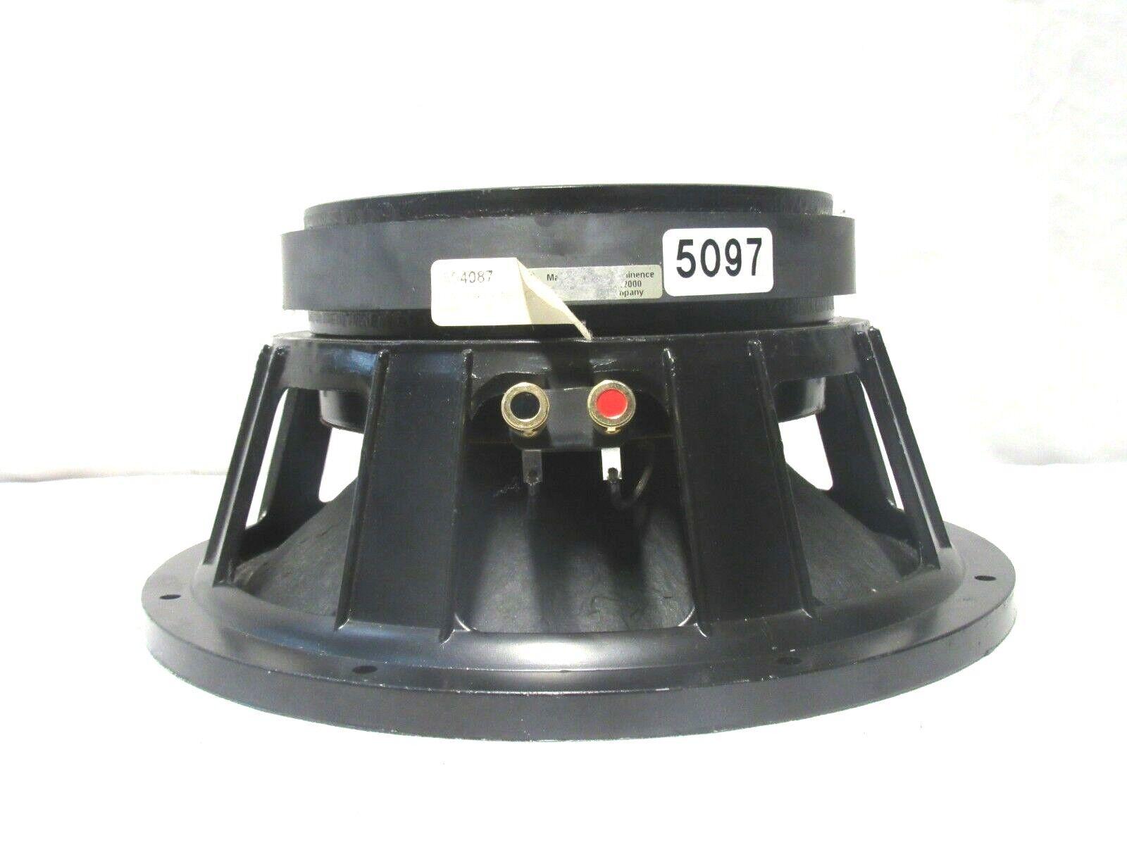 EAW LC-1214 12  8 OHM PROFESSIONAL LOUDSPEAKER  5097 (ONE)