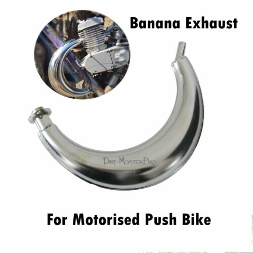 2 Stroke Engine Motorized Bicycle Bike Coil HP Carby Exhaust Sprocket Magneto