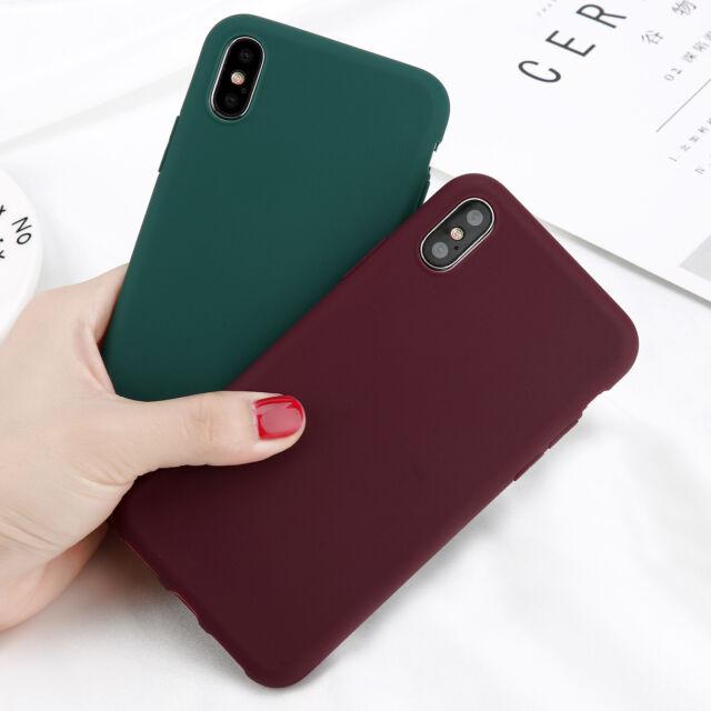 Puro Tpu 0.3 Ultra Slim Cover Black iPhone 8/7  Cases +