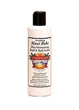 Hawaiian MAUI BABE ULTRA MOISTURIZING HAND & BODY LOTION 8oz - Macadamia Nut Oil