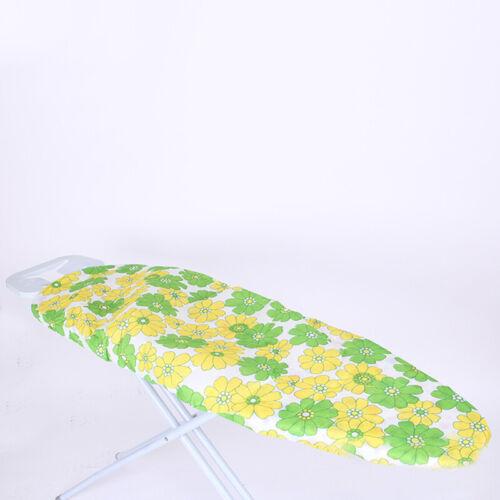 140 X 50cm Moderner Blumen Bügelbrettbezug Schaumrücken Schmutzabweisend