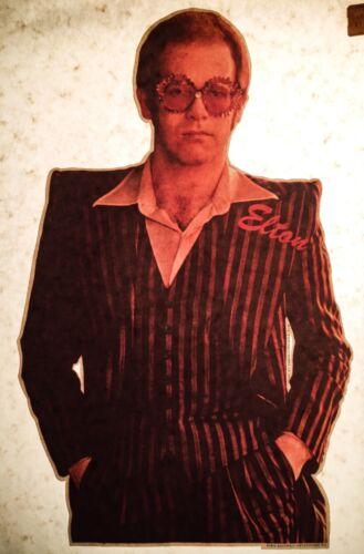 VTG ELTON JOHN Captain Fantastic 70s Tommy Nutter