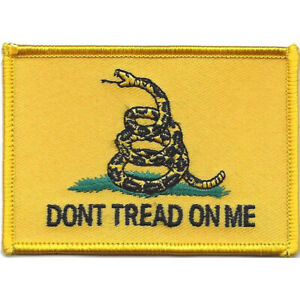 Don-039-t-Tread-On-Me-Patch