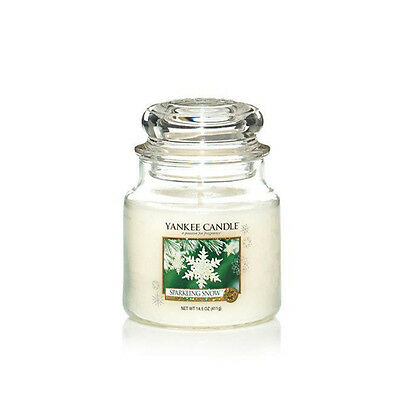 Yankee Candle Wax Scented Jars Classic 104g Fragrance Scent 40 Hours Burn Time