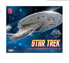 STAR TREK USS ENTERPRISE 1701 E 1/2500 SCALE SNAP KIT
