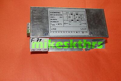Netzfilter  2 x 15 A     250V~ ...................F 71*