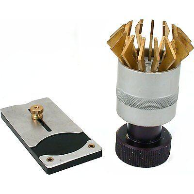 Watch Crystal Remover & Inserter Watchmaker Repair Lift Installer Tool